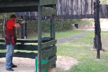 Nieczynna strzelnica w Suchodole