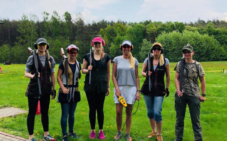 Fotorelacja z drugiego treningu strzeleckiego Dian Warszawskich!