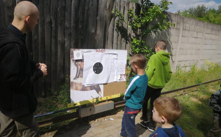 Dzień dziecka na strzelnicy w Suchodole – fotorelacja