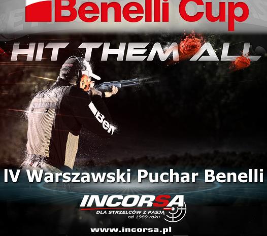 IV Warszawski Puchar Benelli – Suchodół 21 sierpnia 2021 r.